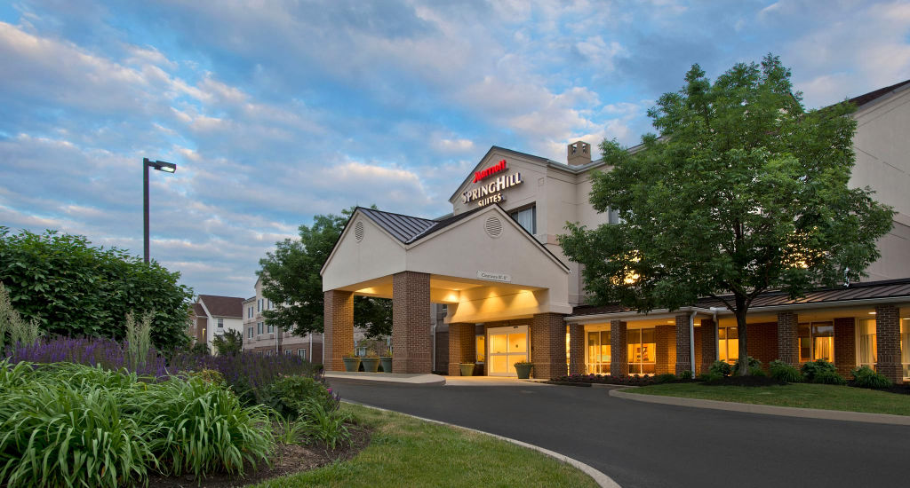 Columbus Airport Marriott Hotel and Conference Center